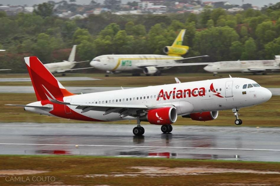 avianca colombia red sale